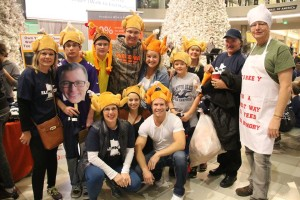 Walk to End Hunger 2019 at MOA