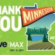 Thank you, Minnesota!