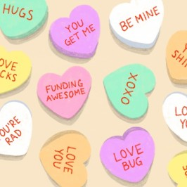 Share the Love this Valentine's Day